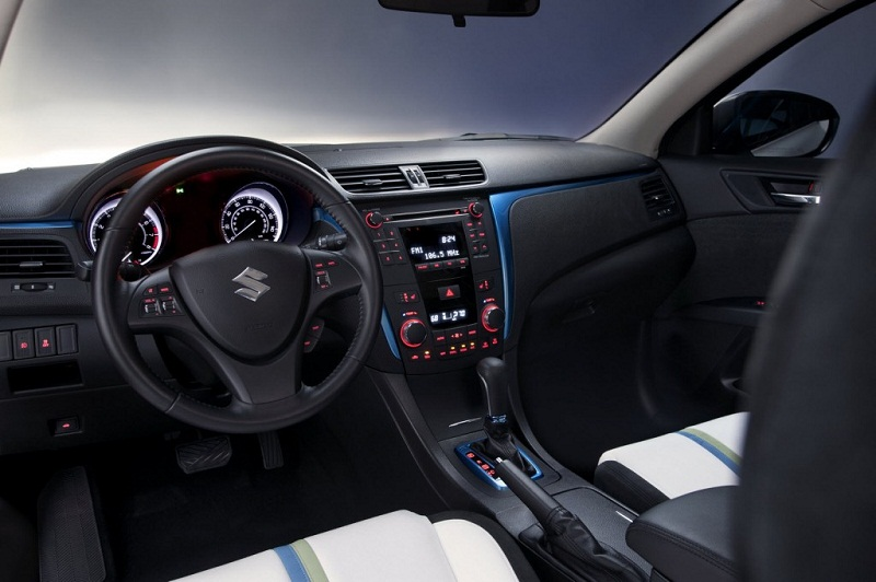 Suzuki Kizashi Ecocharge Car Concept Get Every Thing