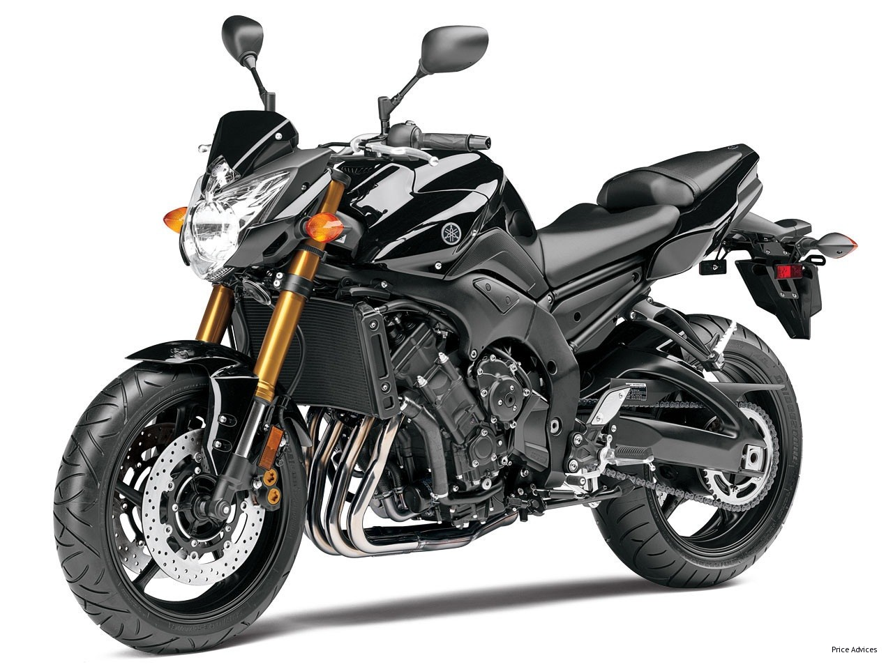 new yamaha fz 250 milege average fuel economy