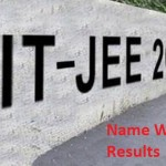Get Name Wise Results of IITJEE 2012