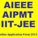 Fill JEE Mains IIT, AIEEE & Others Application Form Online & Details