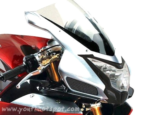 New Bajaj Pulsar 200SS , Official Pictures and Images , head light