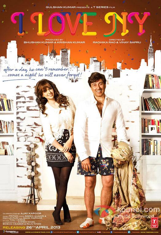 I Love NY , i love new York , I love NY official poster