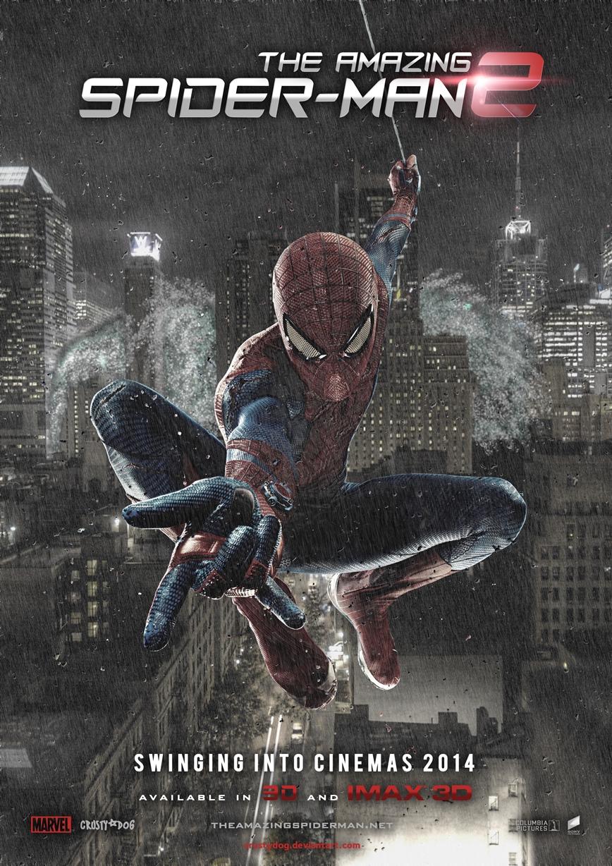 spiderman 2 , amazing spiderman 2 , pics , pictures , official poster , amazing spiderman 2 pics