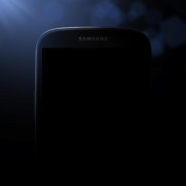 Galaxy S4 Teaser Picture - samsung