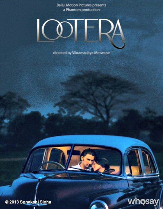 Lootera, official poster , first look