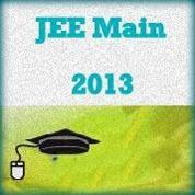 jee-main-2013