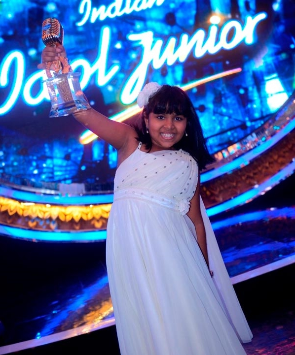 Anjana-Padmanabhan-Winner-of-Indian-Idol-Junior